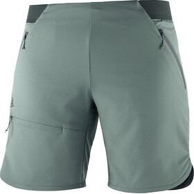 Salomon Outspeed Shorts Damen balsam green